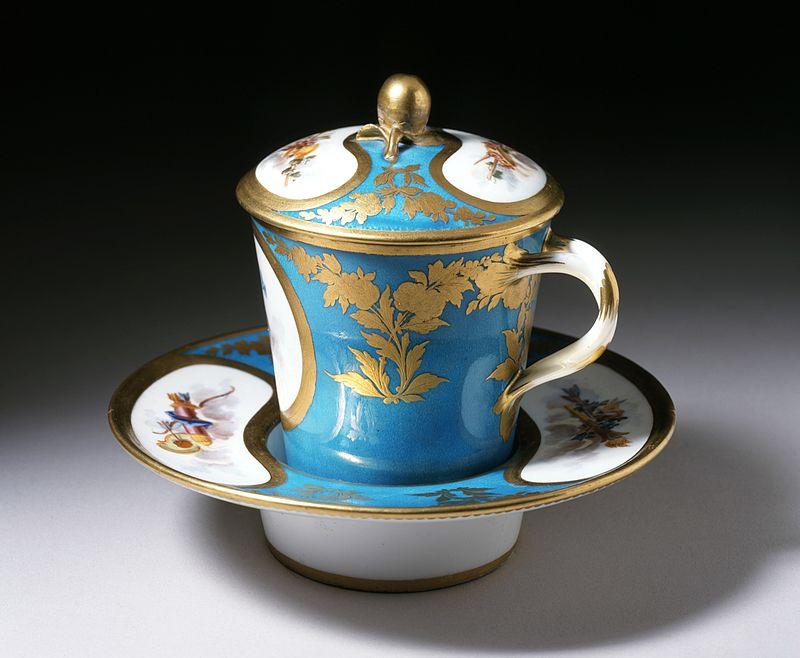 Trembleuse par Étienne-Jean Chabry (v. 1776), musée d'Art du comté de Los Angeles.